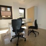 Temporary office Rome S Pietro