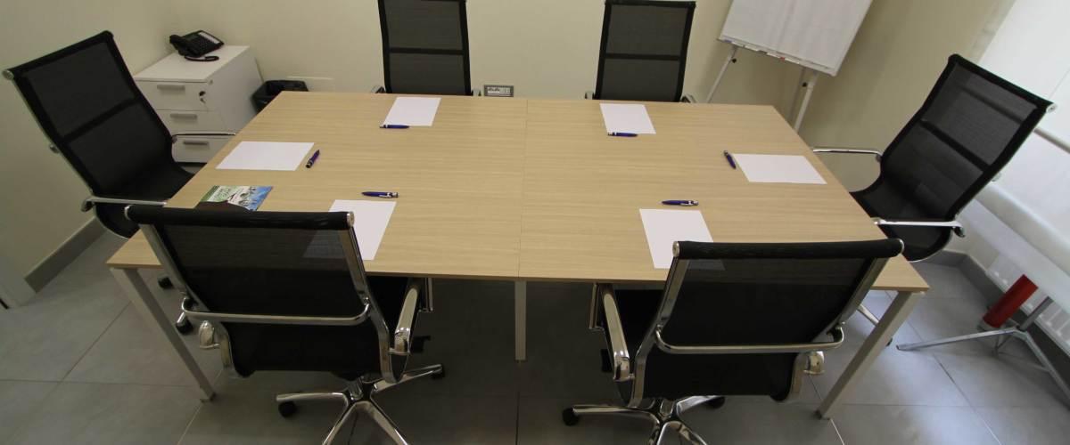 Sala riunione Giulio Cesare