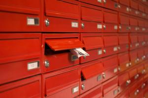 Domiciliazione postale legale Roma